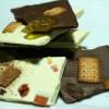 Bruchschokolade als Geschenkidee
