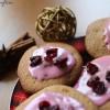 Cranberry-Kekse