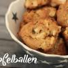 Herbstküche - Einfache Apfelballen