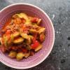 Rosenkohl Pfanne – Einfache Fitness Küche