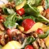 Sommersalat mit Mango
