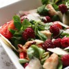 Himbeer-Salat für den Sommer