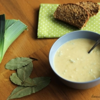 Leek Soup (Low Carb)