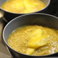 Mango-Möhren-Suppe
