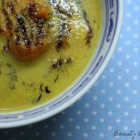 Geröstete Karottensuppe