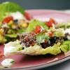 Mexikanisch gefüllte Salatblätter (Low Carb)