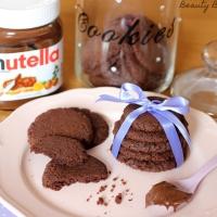 Nutella Cookies & Cashew Trüffel