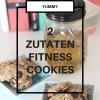 Gesunde Fitnesskekse - Nur 2 Zutaten 🍪