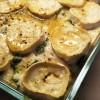 Aus meiner Kramkiste - Rezept für Spinat-Süßkartoffel-Auflauf