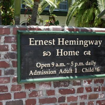 Ernest-Hemingway-House & Museum