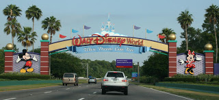 Walt Disney World – The happiest place on earth ;-)