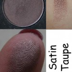 [Review] MAC Eyeshadow Satin Taupe