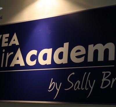 Nivea Hair Academy by Sally Brooks in Hamburg