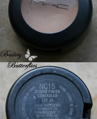 [Review] MAC Studio Finish SPF 35 Concealer