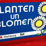 Planten un Blomen…..