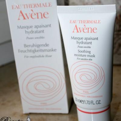 [Review] Avène Beruhigende Feuchtigkeitsmaske