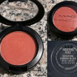 MAC Blush Ambering Rose