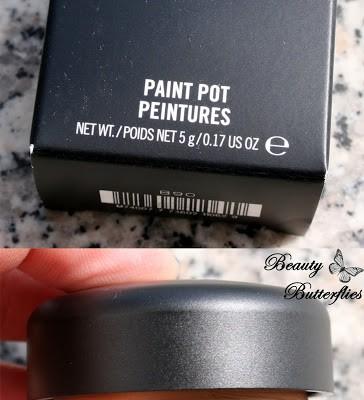 "MAC Paint Pot ""Indianwood"""