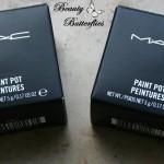 Wieder neue MAC Paint Pots