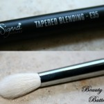 [Review] Sigma Small Tapered Blending Brush E35