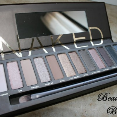 [Review] Urban Decay Naked Palette