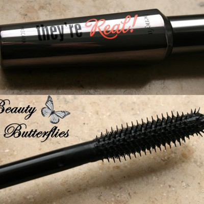 [Review] Benefit They're real ! Mascara
