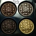 Chanel Byzance: Topkapi Eyeshadow Quad