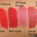 Frucht-Lippenstift-Obsession