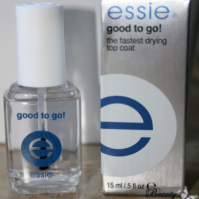 [Review] Essie Good to Go!