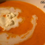 Tomaten-Karottensuppe (Thermomix)
