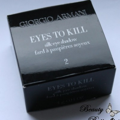 [Eyecandy] Armani Eyes To Kill #2