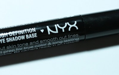 [Review]  NYX HD High Definition Eye Shadow Base