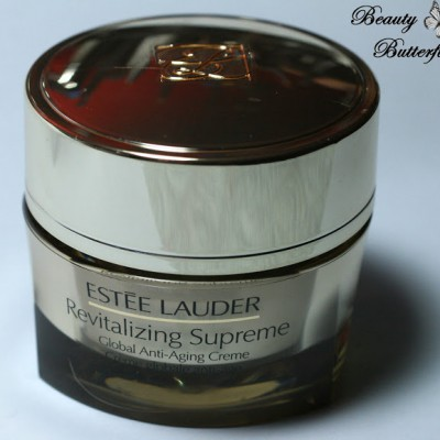 [Review] Estée Lauder – Revitalizing Supreme Global Anti-Aging Creme