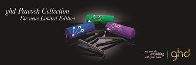 [Preview] ghd – Peacock Collection