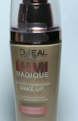 [Review] L'Oreal Lumi Magique Foundation
