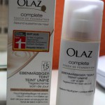 [Review] Olaz Complete Touch of Foundation und Pflegende Reinigungsmilch