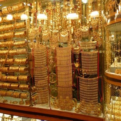 [Urlaub] Dubai – Gold Souk