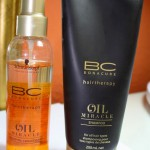 [Review] Schwarzkopf Professional – BC Oil Miracle – Shampoo und Conditioner