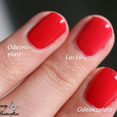 [Dupe] Dior Vernis Lucky