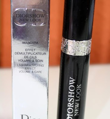 [Review] Diorshow Mascara New Look
