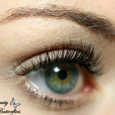 [Review| LUXUS LASHES – Traumhafte Wimpern bei Elegant&Excellent
