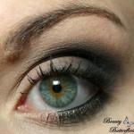 [Look] Festliche Smokey Eyes – Mein deals.com Winter Beauty Tipp