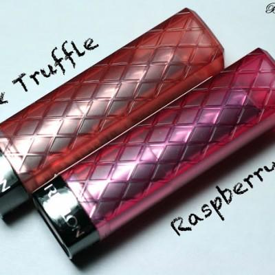 Revlon Colorburst Lip Butter – Pink Truffle und Raspberry Pie
