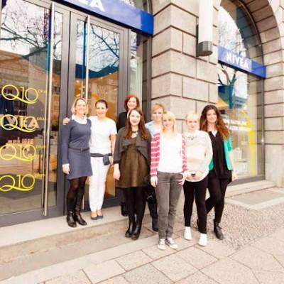 "[Event] NIVEA Blogger-Workshop in Berlin zum Thema ""Skin Care"""
