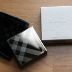 "Burberry-Love Part. II – Sheer Eyeshadow ""Midnight Brown"""