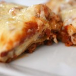 Lasagne ganz klassisch