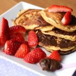 Soja-Pancakes (LowCarb)