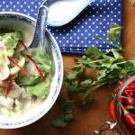 Tom Kha Gai – Asiatische Hühnersuppe