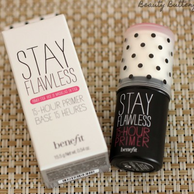 [Review] Benefit – Stay Flawless 15-Hour Primer