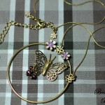 [Look] Golden Butterfly